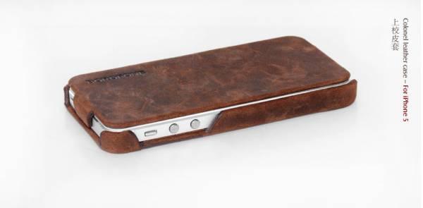 Bao da iPhone 5 Borofone Coronel 2
