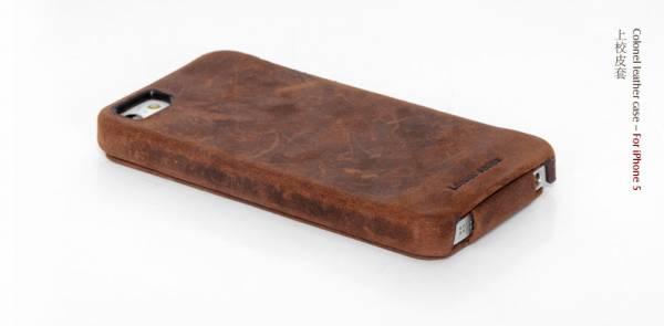 Bao da iPhone 5 Borofone Coronel 3