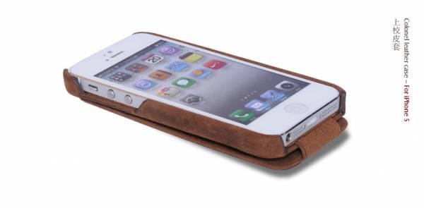 Bao da iPhone 5 Borofone Coronel 4