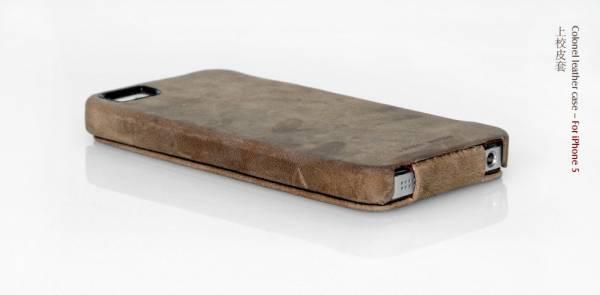 Bao da iPhone 5 Borofone Coronel 8