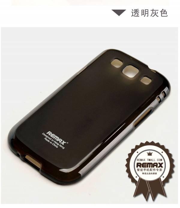 Ốp lưng Samsung Galaxy S3 silicon Remax 3