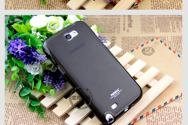 Ốp lưng Samsung Galaxy Note 2 N7100 silicon Remax 7