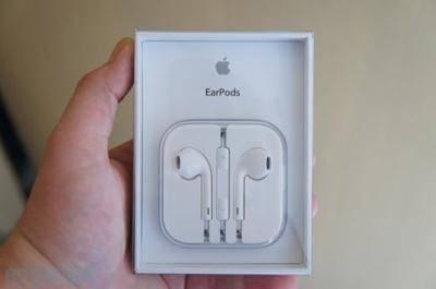 Tai nghe iPhone 5 chính hãng 1