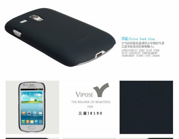 Ốp lưng Samsung Galaxy S3 Mini i8190 Vipose 2
