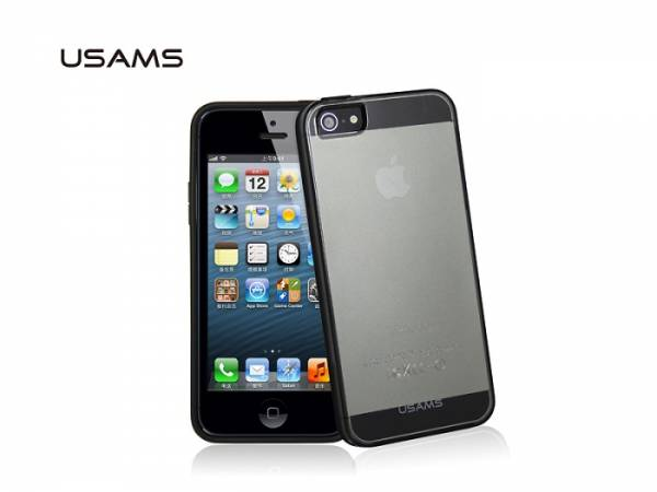 Ốp lưng iPhone 5 USAMS Trong suốt 1