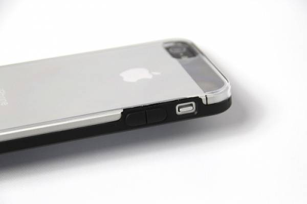 Ốp lưng iPhone 5 USAMS Trong suốt 8