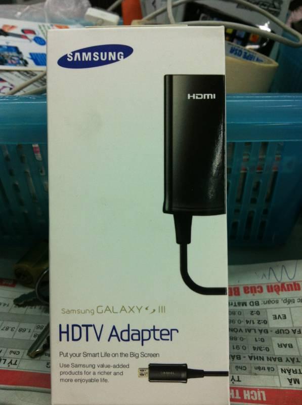 Cáp HDTV của Samsung Galaxy S3 1