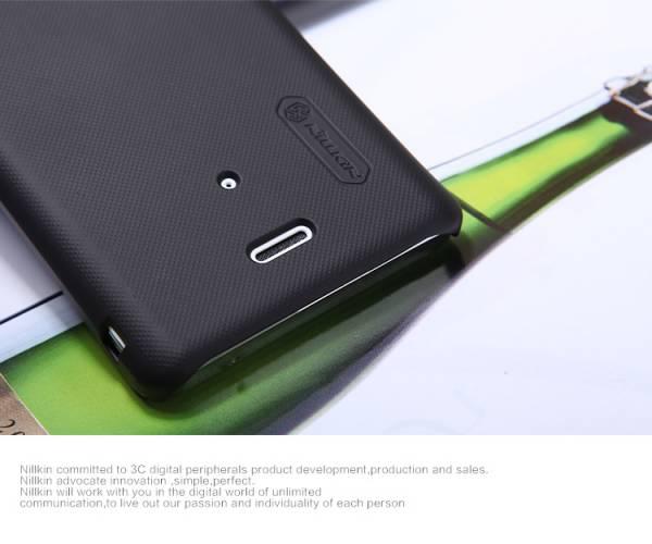 Ốp lưng Sony Xperia V LT25i Nillkin 7