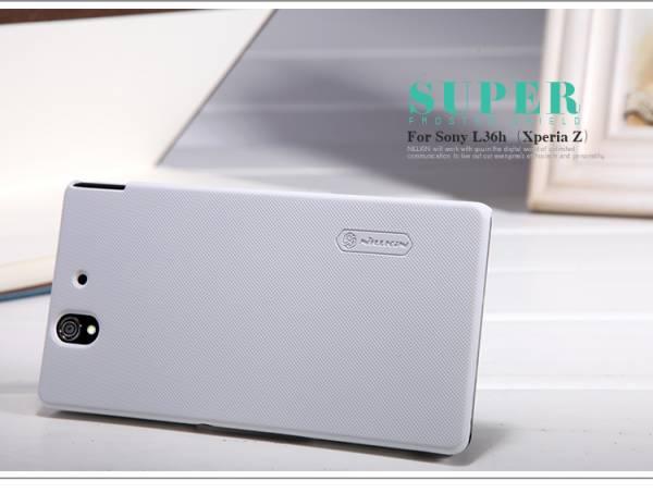 Ốp lưng Sony Xperia Z LT36i Nillkin 7