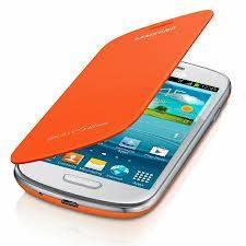 Bao da Samsung Galaxy S3 Mini i8190 Flip Cover chính hãng 2