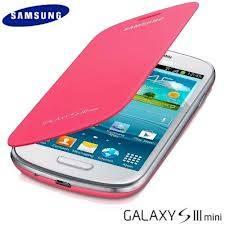 Bao da Samsung Galaxy S3 Mini i8190 Flip Cover chính hãng 3