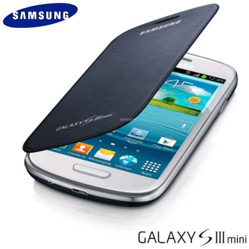 Bao da Samsung Galaxy S3 Mini i8190 Flip Cover chính hãng 4