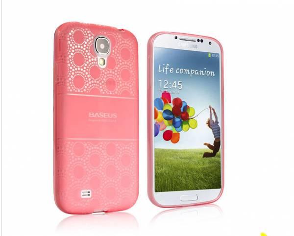 Ốp lưng silicon Samsung Galaxy S4 Baseus Sunflower Case 2