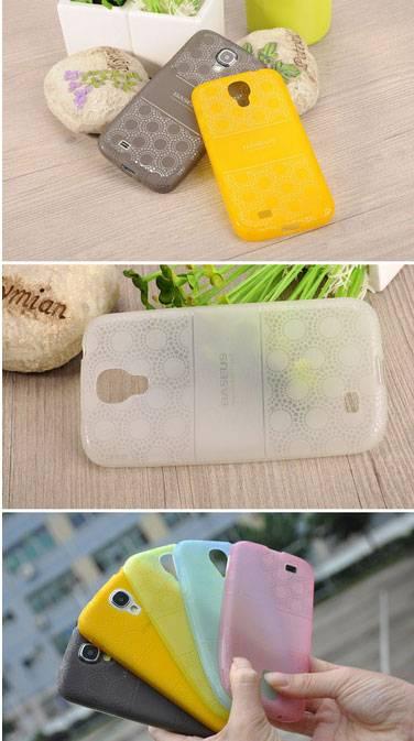 Ốp lưng silicon Samsung Galaxy S4 Baseus Sunflower Case 3