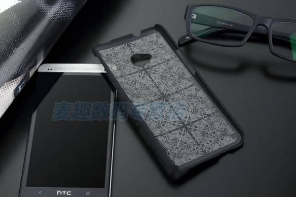 Ốp lưng HTC ONE M7 Benks magic chocolate 11