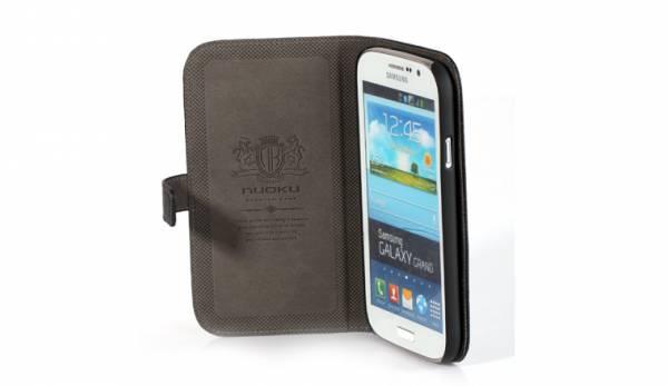 Bao da Samsung Galaxy Grand Duos i9082 Nuoku book 5