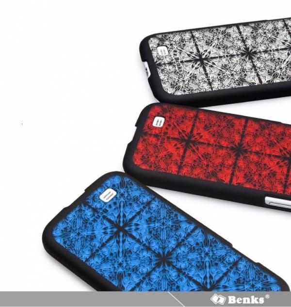 Ốp lưng samsung Galaxy S4 i9500 Benks magic chocolate 3