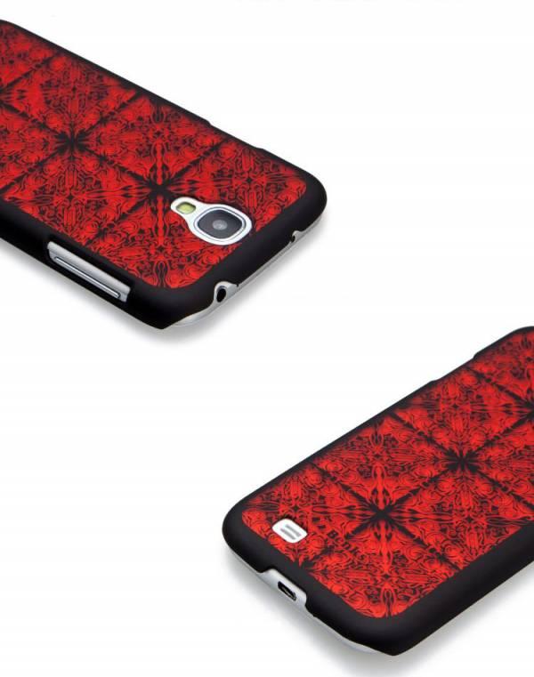 Ốp lưng samsung Galaxy S4 i9500 Benks magic chocolate 4