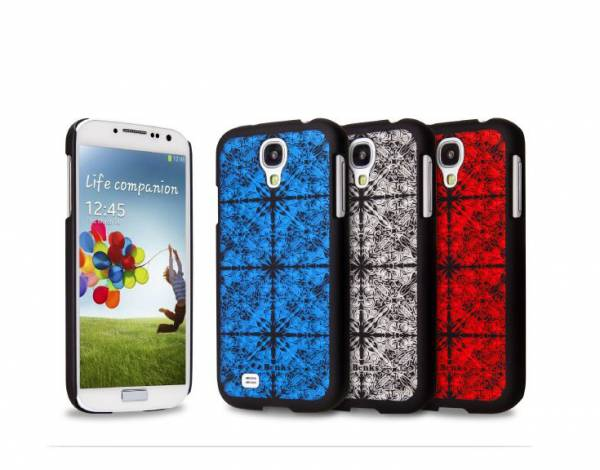 Ốp lưng samsung Galaxy S4 i9500 Benks magic chocolate 7