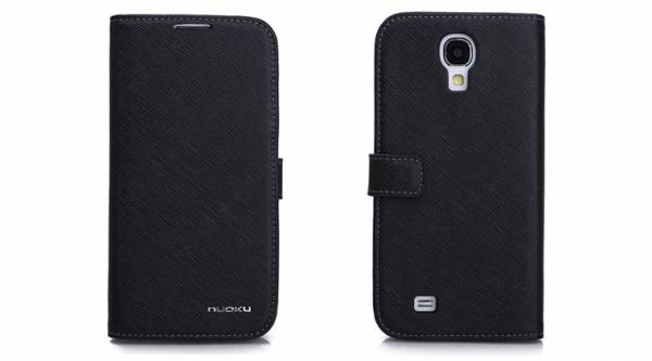 Bao da Samsung Galaxy S4 i9500 Nuoku book 1