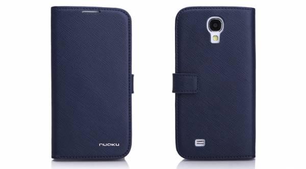 Bao da Samsung Galaxy S4 i9500 Nuoku book 3