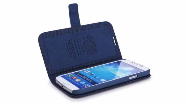 Bao da Samsung Galaxy S4 i9500 Nuoku book 5