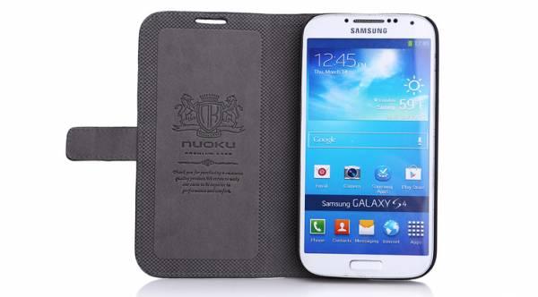 Bao da Samsung Galaxy S4 i9500 Nuoku book 6
