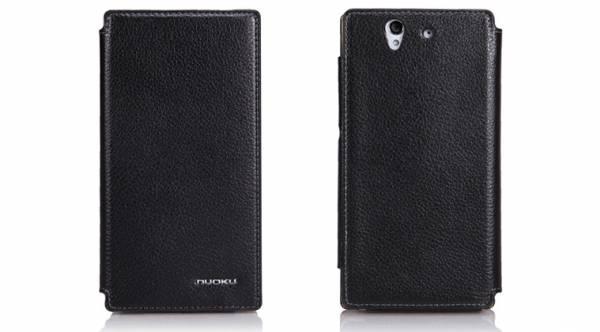 Bao da Sony Xperia Z LT36i Nuoku Book 1