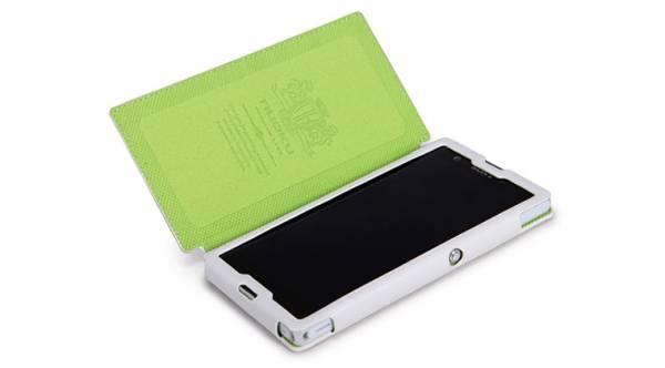 Bao da Sony Xperia Z LT36i Nuoku Book 9