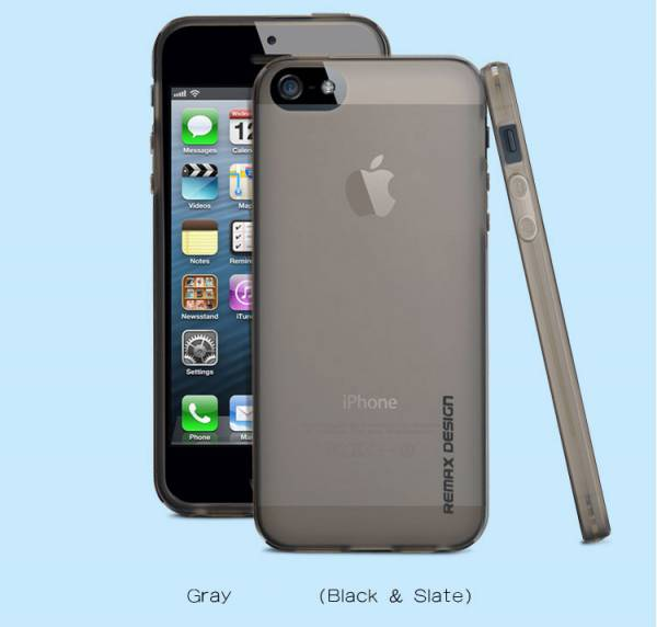Ốp lưng iPhone 5  silicon Remax 11