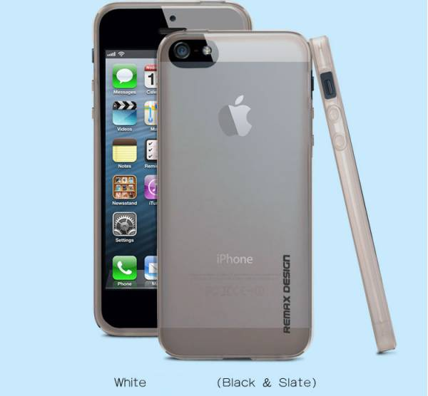 Ốp lưng iPhone 5  silicon Remax 12