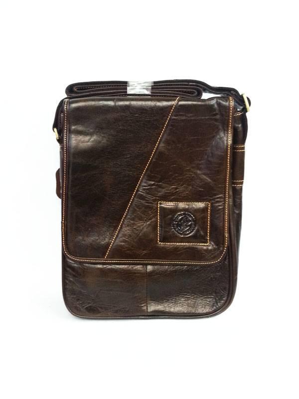Túi đựng iPad da thật đeo chéo thời trang bền đẹp siêu sang Cordan 1