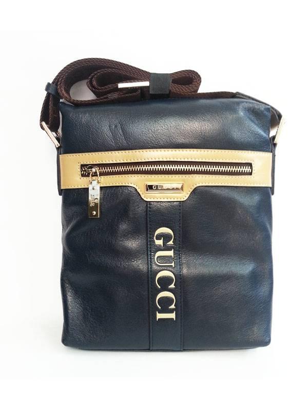 Túi đựng iPad đeo chéo da thật thời trang cao cấp Gucci 1