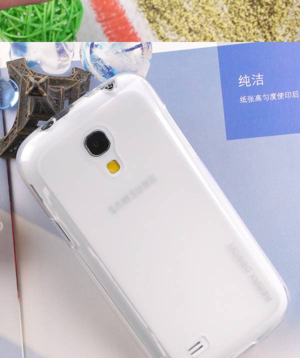 Ốp lưng Samsung Galaxy S4 Mini i9190 Silicon Remax 4