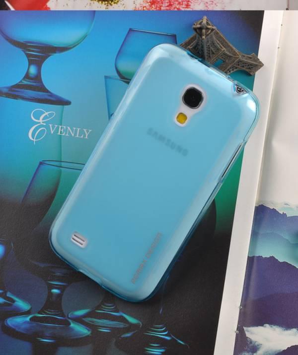 Ốp lưng Samsung Galaxy S4 Mini i9190 Silicon Remax 7