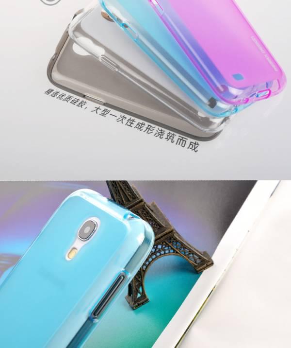 Ốp lưng Samsung Galaxy S4 Mini i9190 Silicon Remax 12