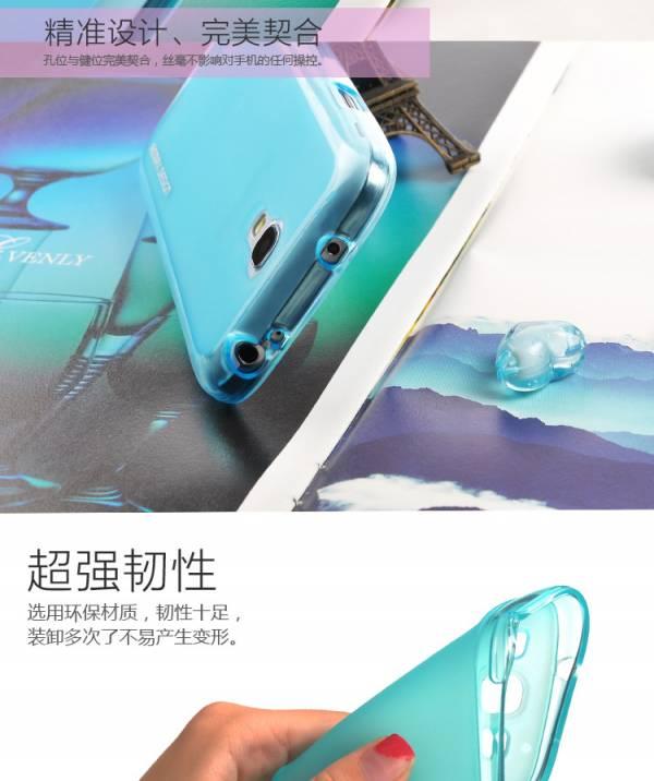 Ốp lưng Samsung Galaxy S4 Mini i9190 Silicon Remax 13