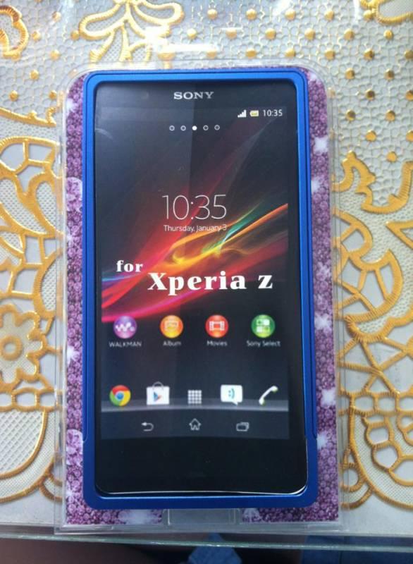 Ốp viền Sony Xperia Z Lt36i High - Quality 3