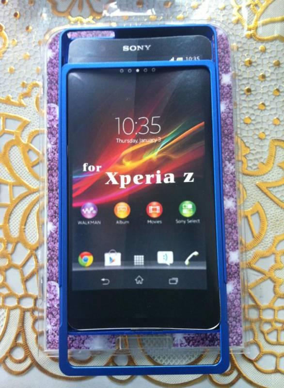 Ốp viền Sony Xperia Z Lt36i High - Quality 7