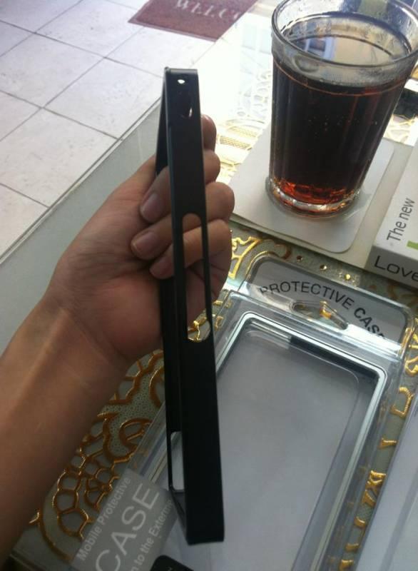 Ốp viền Sony Xperia Z Lt36i High - Quality 8