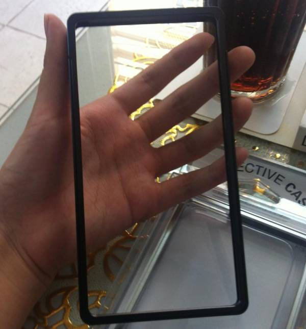 Ốp viền Sony Xperia Z Lt36i High - Quality 9