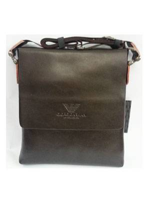 Túi xách da đựng iPad đeo chéo Giorgio Armani kiểu 20 1