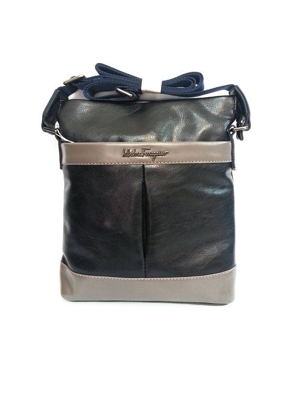 Túi xách da đựng iPad đeo chéo Salvatore Ferragamo kiểu 11 1
