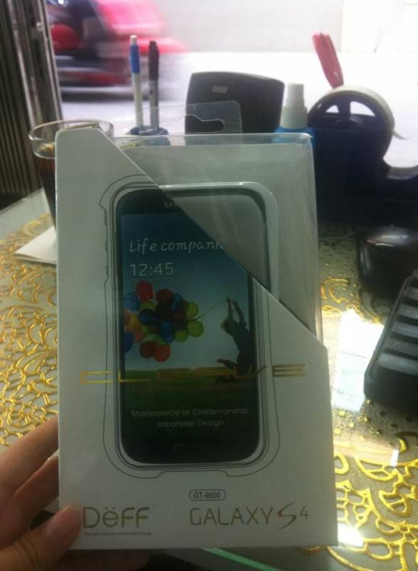 Ốp viền Samsung Galaxy S4 I9500 Cleave Aluminum 3