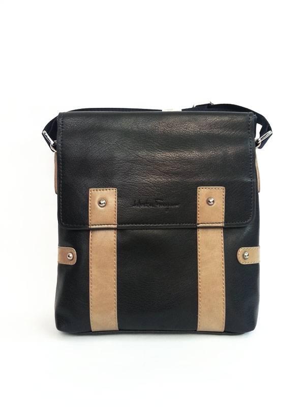 Túi xách da đựng iPad đeo chéo Salvatore Ferragamo kiểu 15 2