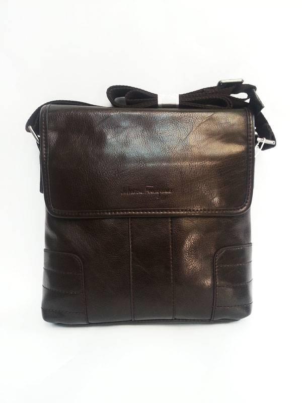 Túi xách da đựng iPad đeo chéo Salvatore Ferragamo kiểu 18 1