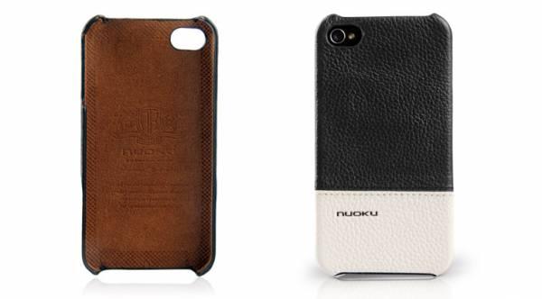 Ốp lưng iPhone 4 Nuoku ROYAL Luxury 1