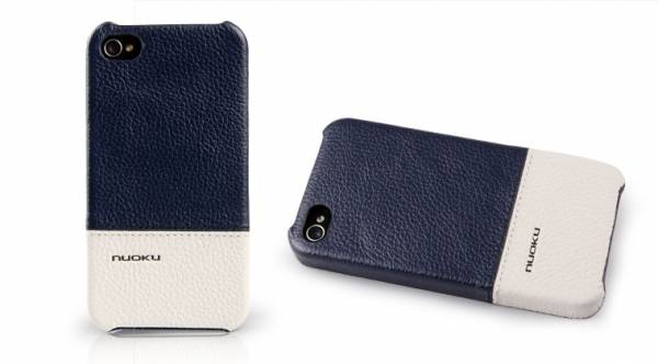 Ốp lưng iPhone 4 Nuoku ROYAL Luxury 2