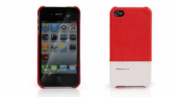 Ốp lưng iPhone 4 Nuoku ROYAL Luxury 3