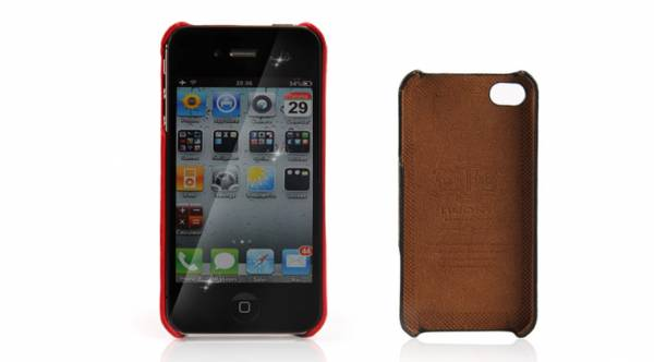 Ốp lưng iPhone 4 Nuoku ROYAL Luxury 4